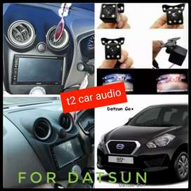 For DATSUN dvd 2din android link led 7inc full hd+camera hd mumer
