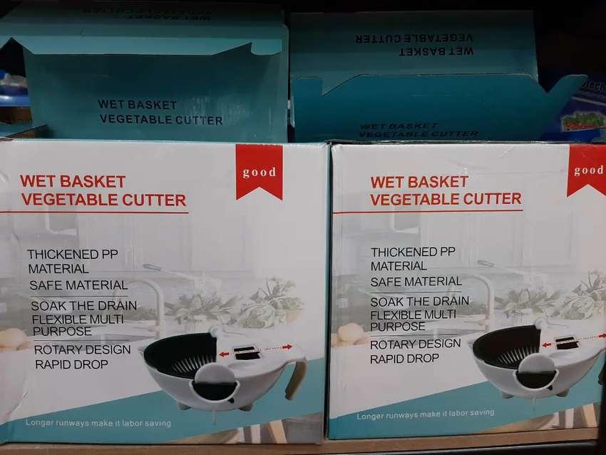 Tempat potong sayur Basket vegetabless cutter
