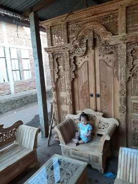 cuci gudang pintu gebyok gapuro jendela rumah masjid musholla ayun
