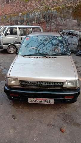 Maruti Suzuki 800 Std BS-III, 2002, Petrol