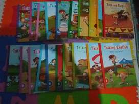 Buku anak cerdas Talking English by Grolier