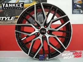 Velg Mobil Outlander Xpander Cross Ring 20 Modeil BOTAIN HSR Wheel