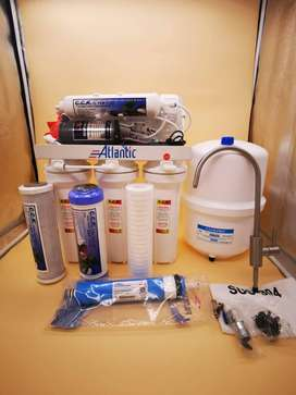 Water Safe Water Filter and mineral water purifier