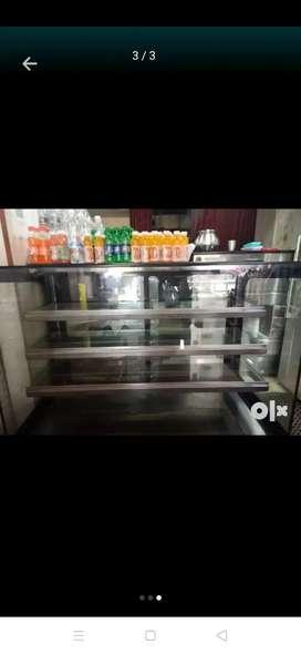 Snack shelf