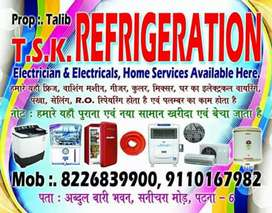 Tsk refrigeration all service center