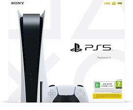 Ps5 playstation 5 disc 825gb