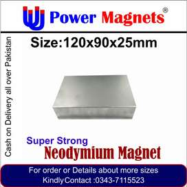 High Quality all sizes of Neodymium Magnets available