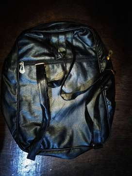 A stylish bag