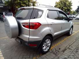 Ecosport Titanium Bintaro - Sunroof - New Model - Full Ori - Istimewa