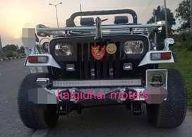 Modified landi willy jeep
