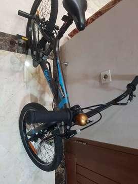 Sepeda BMX united jumper