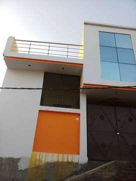 110 Sq yards house for sale in Krishna Nagar, Quarsi Bypass.