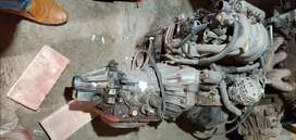 Mini Pajero Engine