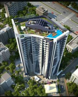 Good project with amenities at Goregaon east