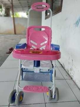 Kursi dorong baby