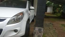Hyundai i20 2011 Diesel Good Condition