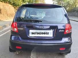 Hyundai Getz 2007 Petrol 45000 Km Driven