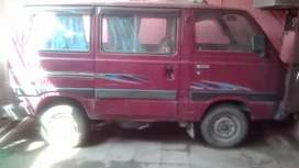 Maruti van in good condition. contact only Sirius buyers.