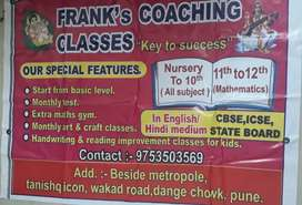 Only for Students. Classes Available