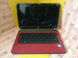 Jual Laptop HP Pavilion SlekBook (Merah)