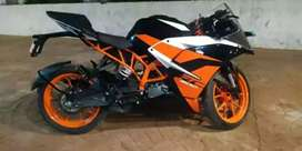 KTM RC200 (7 to 8 month old)