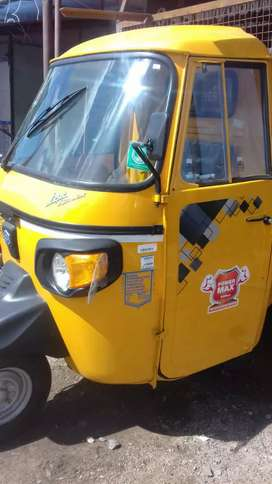 Piaggio Ape BS 6, new vehicle only one month old