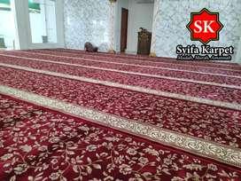 Karpet masjid import turki bisa bayar stalah barang sampai