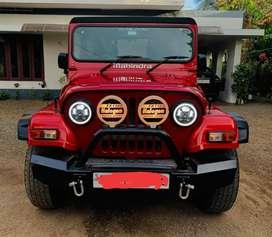 MAHINDRA  THAR CRDe  4WD BS-4 RS-910000