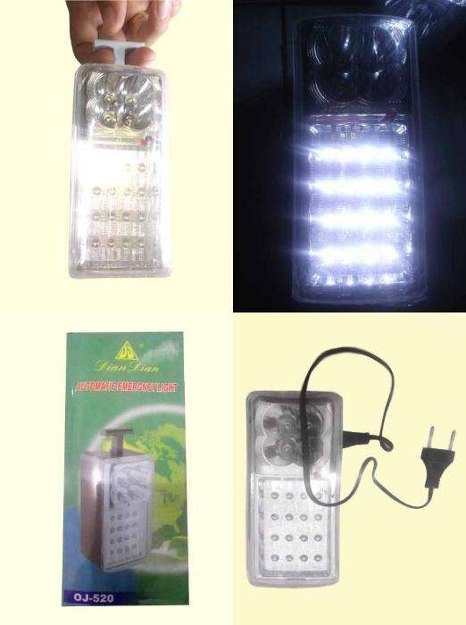 Mini Emergency Lamp LED Light Portable 0