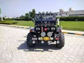 Willy Jeep Di engine