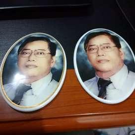 Foto Keramik/Porselen untuk Makam/Nisan/Bongpay