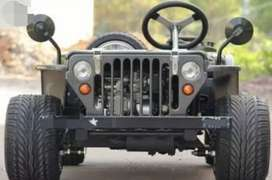 Mini willy modified jeep