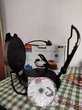Prestige Roti Maker PMR 3.0 with Demo CD, 230 volts.