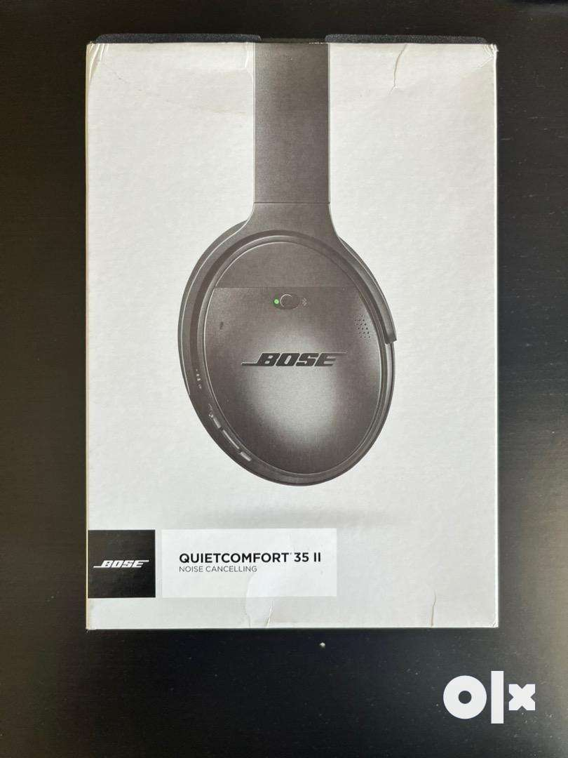 Bose QuietComfort 35 II Noise Cancelling wireless headphones