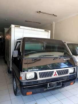 Mitsubishi COLT L300 Diesel FULL BOX 2012 + 2013 Hitam