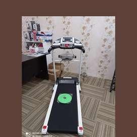 treadmill elektrik 3 fungsi XR-764 alat fitnes treadmill