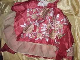 Lehnga never used first hand new condition