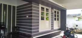 ELTHURUTH, Thrissur, 4 Bhk A/c, 9 cent, 2800 sqft,1.40 Cr.Negotiable