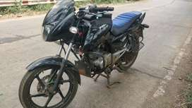 Pulsar 150 block well maintained