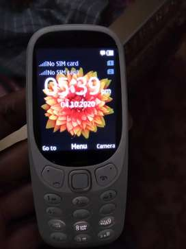 Nokia 33/10 3G new model urgent sale