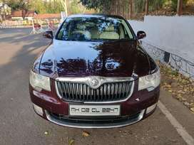 Skoda Superb 2008-2013 Elegance 1.8 TSI AT, 2012, Petrol