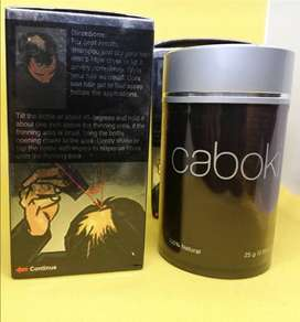 Free Delivery Caboki Hair Fiber 25g, Toppik also available