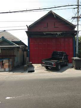 Gudang Lebar 7, Nol Jalan Raya Warugunung