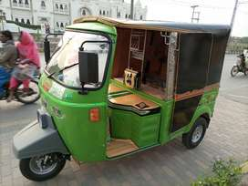 New Asia Autorickshaw March 2021 Model for Sale/3 Seater/6 Inches Long