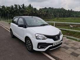 Toyota Etios VX Limited Edition, 2019, Petrol