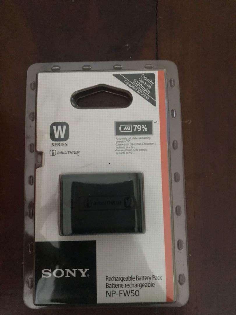 Batre Sony A6000 Baru 0