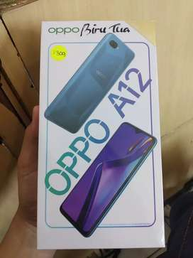 New Oppo A12 3/32gb