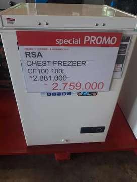 Rsa Chest freezeer