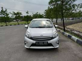 TOYOTA AGYA MANUAL 2014