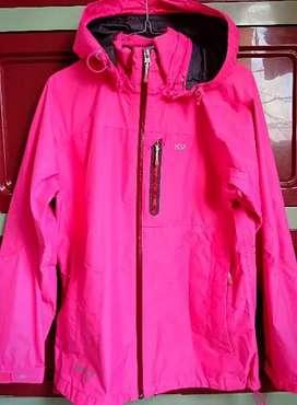 Jaket K2 GORETEX EXTREME all weather - 3 Layer - womens original pink